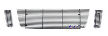 2007 Toyota Tacoma   Stainless Steel Billet Grille - APS-GR20HED61S-2007