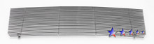 2010 Toyota Tacoma   Stainless Steel Billet Grille - APS-GR20HED61C-2010