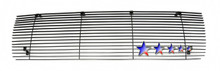 2007 Toyota Tacoma   Black Wire Mesh Grille - APS-GR20GFD57H-2007