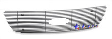2009 Toyota Tundra   Black Wire Mesh Grille - APS-GR20GED64H-2009