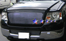 2012 Toyota Tundra   X Mesh Grille - APS-GR20XFG18S-2012