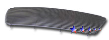 2014 Toyota Tundra   Stainless Steel Billet Grille - APS-GR20HEI85C-2014