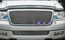 2017 Toyota Tundra   Stainless Steel Billet Grille - APS-GR20HEI85C-2017