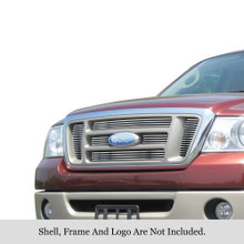 2014 Toyota Tundra   Sheet Grille - APS-GR20LEI85L-2014