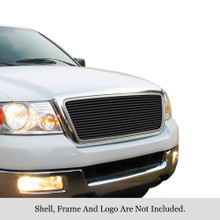 2020 Toyota Tundra   Stainless Steel Billet Grille - APS-GR20FEI88C-2020