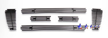2021 Toyota Tundra   Stainless Steel Billet Grille - APS-GR20FEI88C-2021