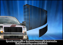 2005 Volvo S40   Mesh Grille - APS-GR22GEE46T-2005A