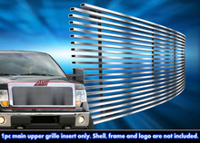 2007 Volvo S40   Mesh Grille - APS-GR22GEE46T-2007
