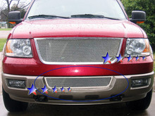 2006 Ford Expedition   Mesh Grille - APS-GR06GEC73T-2006