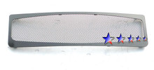 2007 Ford Expedition   Black Wire Mesh Grille - APS-GR06GEC49H-2007