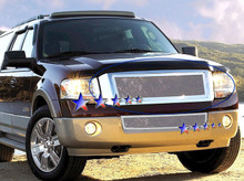2009 Ford Expedition   Mesh Grille - APS-GR06GEC49T-2009