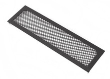 2017 Ford F-150   Black Wire Mesh Grille - APS-GR06GFC13H-2017