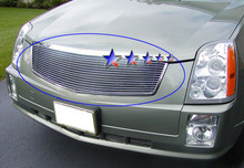2011 Ford Fusion   Mesh Grille - APS-GR06GFG86T-2011