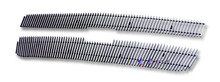 1999 Ford Mustang   Stainless Steel Billet Grille - APS-GR06FGG34C-1999