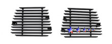 2014 Ford Mustang GT  Stainless Steel Billet Grille - APS-GR06FEI27C-2014