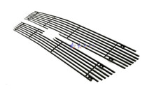 2017 Ford Mustang GT  Black Wire Mesh Grille - APS-GR06GFD04H-2017