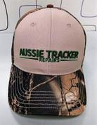 Aussie Tracker Repairs Camo Hunting Cap. Hat Australia