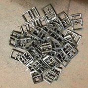 25x Used Garmin Dog Collar Buckles.