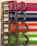 Garmin DC40 Reflective Collar Straps.
