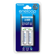 2x Eneloop AA batteries + battery charger.