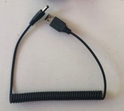 Garmin  DC40 Collar USB charger Spring Cable only