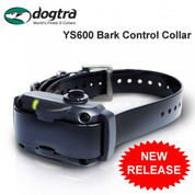 DOGTRA YS600 BARK CONTROL COLLAR MED - LARGE DOGS