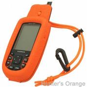 GizzMoVest Ruggered Astro 320/430 case. Orange