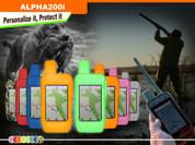 Alpha 200i Silicone Protective Case, Cover