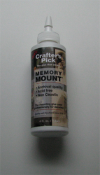 Crafters Pick Memory Mount Image