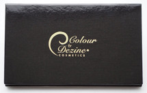 Colour by Dezine® Refillable Magnetic Palette  - LARGE