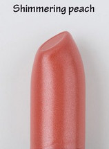 Lipstick Simmering Peach - Spring Warm