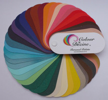 Colour by Dezine® Personal Colour Palette - Autumn