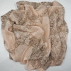 You will ♥ this  Super Soft Chiffon/Voile Scalf   Drapes beautifully - will enhance any outfit