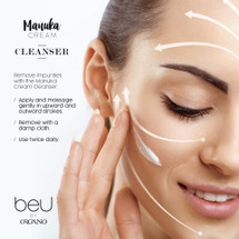 beU Manuka Cream Cleanser