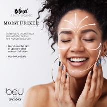 beU Retinol Anti Aging Moisturizer