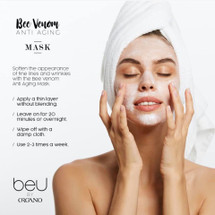beU Bee Venom Anti Aging Mask