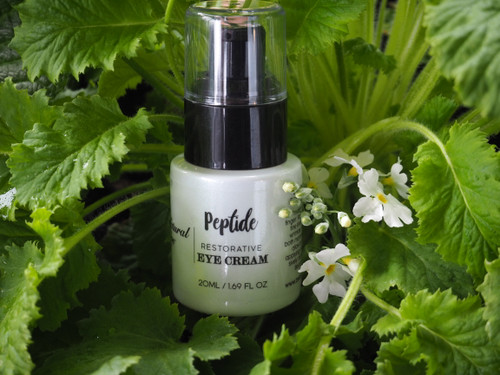 Pepitide  Restorative Eye Cream - Natural, Gentle, Essential Oils and Botanical Extracts, made from naturally derived ingredients in New Zealand