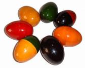 Wooden Egg Shaker #216/EW