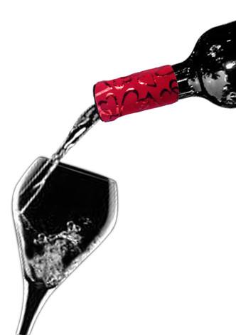 Wine Collars by Qyze | Heart Breaker