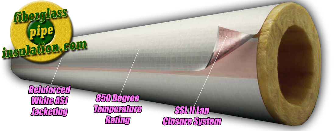 Code Compliance of Owens Corning Fiberglass Pipe Insulation