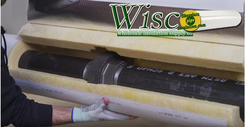 New Rigid Core Fiberglass Pipe Insulation from Owens Corning