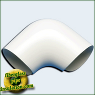 PVC 90 Degree Elbow Cover (Full Cartons)