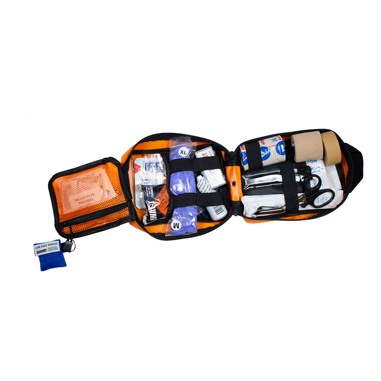 DTLgear High Quality Outdoorsman first aid kit Inside