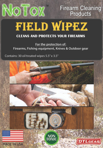 DTLgear NoTox field wipes