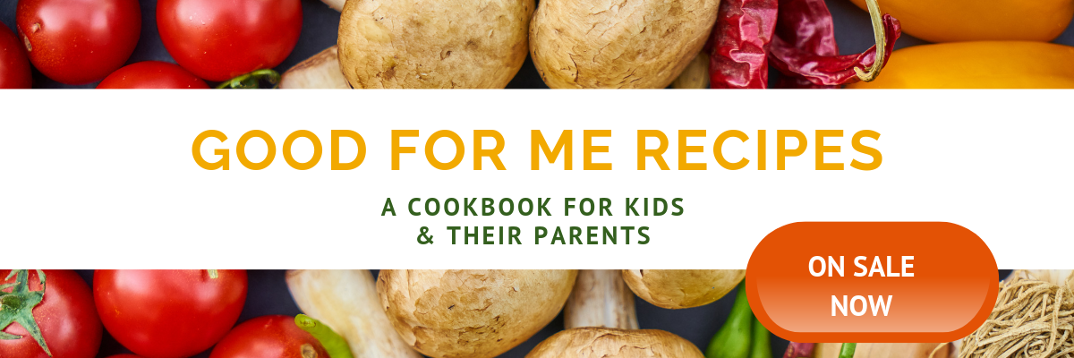 Health cookbook for children and families