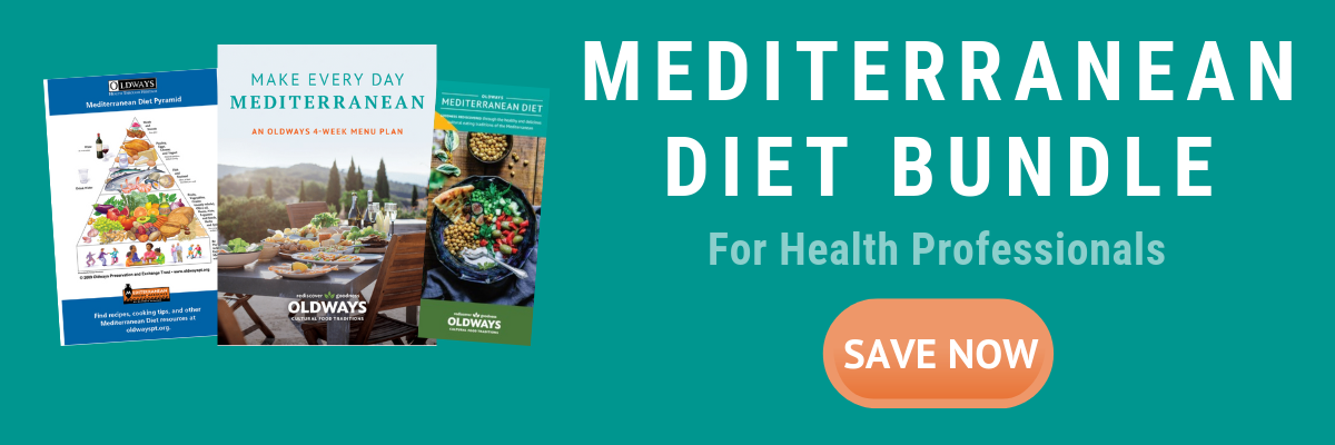 Save when you purchase the Med Diet Bundle