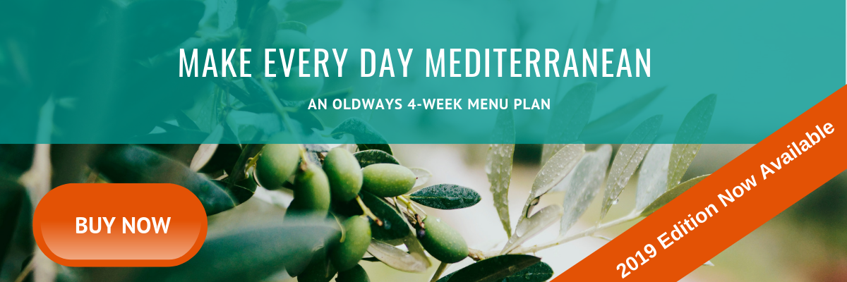 Mediterranean Diet Plan Book - New Edition Available