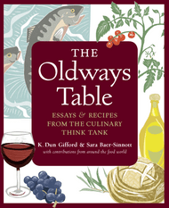 The Oldways Table Book Cover