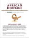 A Children's Taste of African Heritage Student Handbook - Sankofa