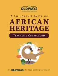 A Children's Taste of African Heritage Teacher's Curriculum Cover